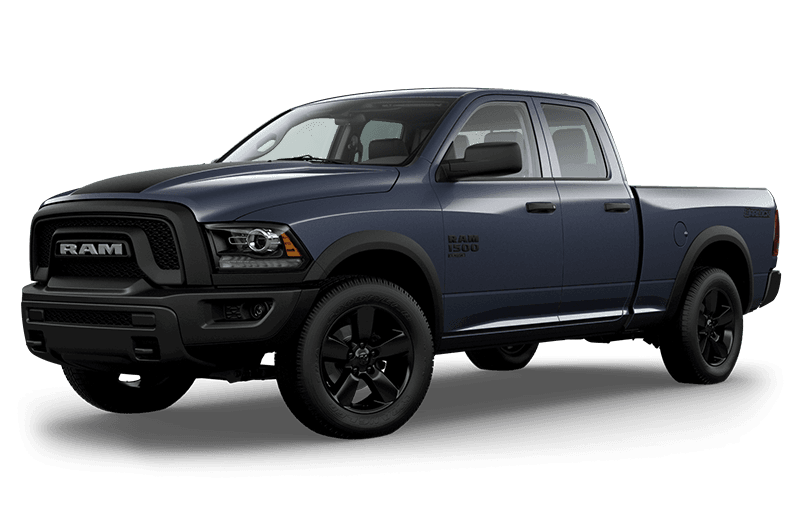 2020 Ram 1500 Classic Warlock - Maximum Steel Metallic