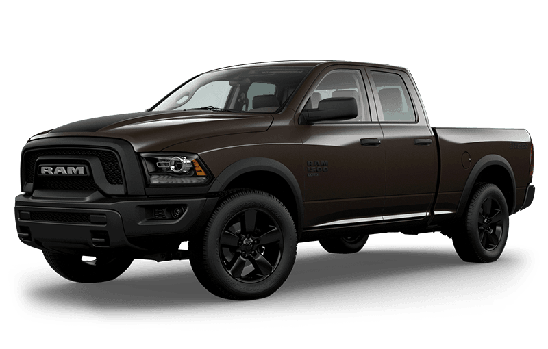 2020 Ram 1500 Classic Warlock - Walnut Brown Metallic