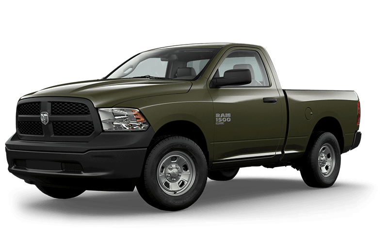 2020 Ram 1500 Classic SLT - Olive Green (late availability)