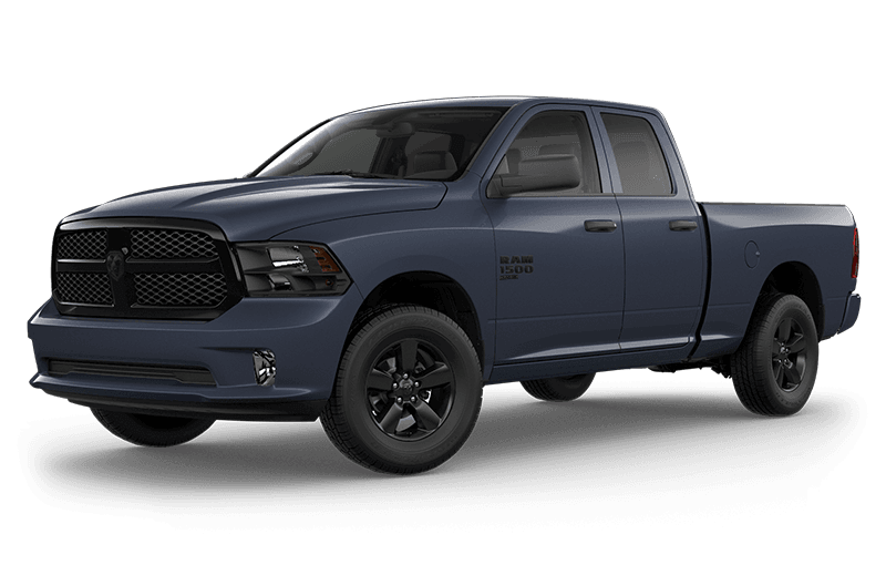 2020 Ram 1500 Classic Night Edition - Maximum Steel Metallic