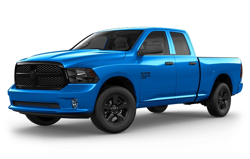 2020 Ram 1500 Classic Night Edition - Hydro Blue Pearl (late availability)
