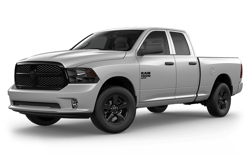 2020 Ram 1500 Classic Night Edition - Billet Metallic