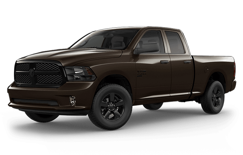 2020 Ram 1500 Classic Night Edition - Walnut Brown Metallic