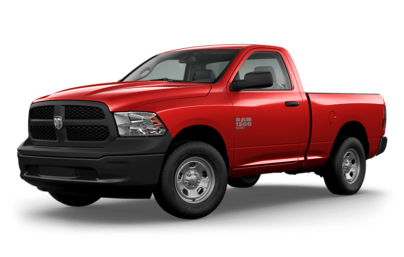 2020 Ram 1500 Classic ST - Flame Red