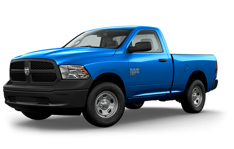 2020 Ram 1500 Classic ST - Hydro Blue Pearl (late availability)
