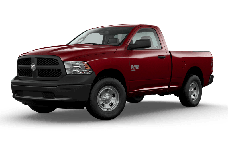 2020 Ram 1500 Classic ST - Red Pearl