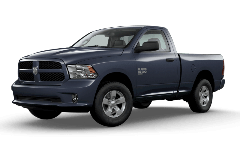 2020 Ram 1500 Classic Express - Maximum Steel Metallic
