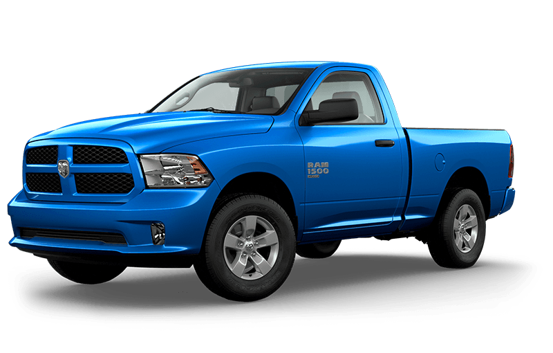 2020 Ram 1500 Classic Express - Hydro Blue Pearl (late availability)