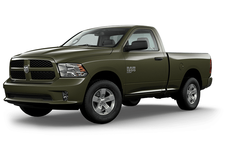 2020 Ram 1500 Classic Express - Olive Green (late availability)