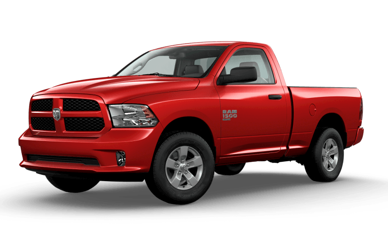 2020 Ram 1500 Classic Express - Flame Red