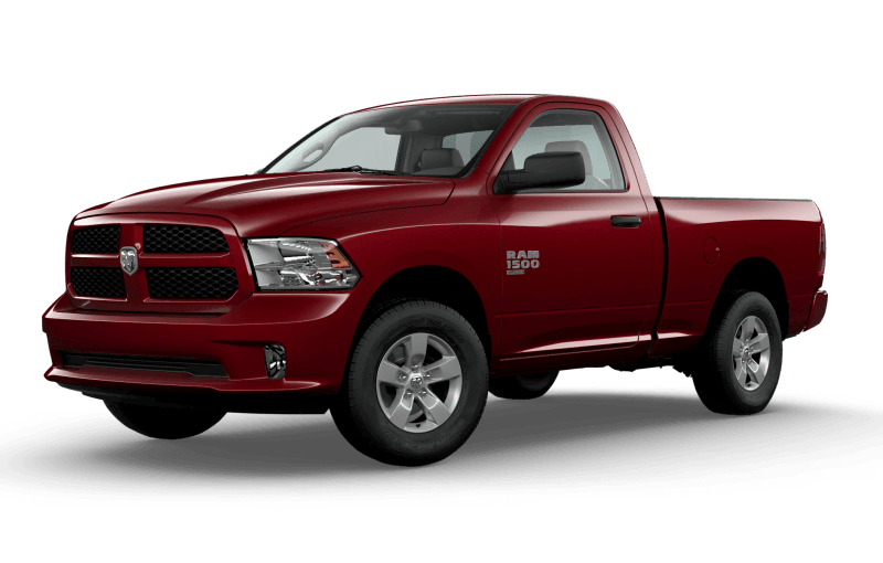 2020 Ram 1500 Classic Express - Red Pearl