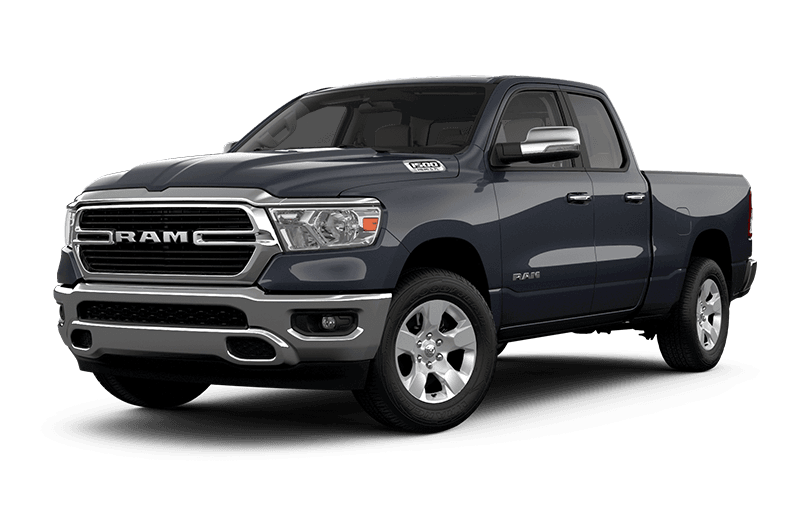 2020 Ram 1500 Big Horn - Maximum Steel Metallic