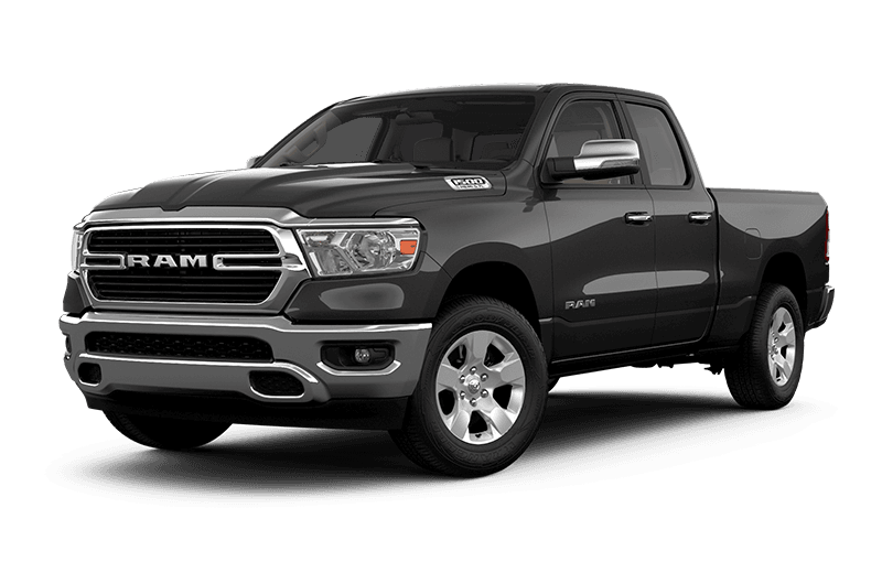 2020 Ram 1500 Big Horn - Granite Crystal Metallic