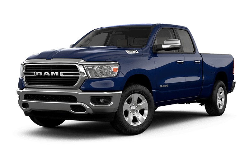 2020 Ram 1500 Big Horn -  Patriot Blue Pearl