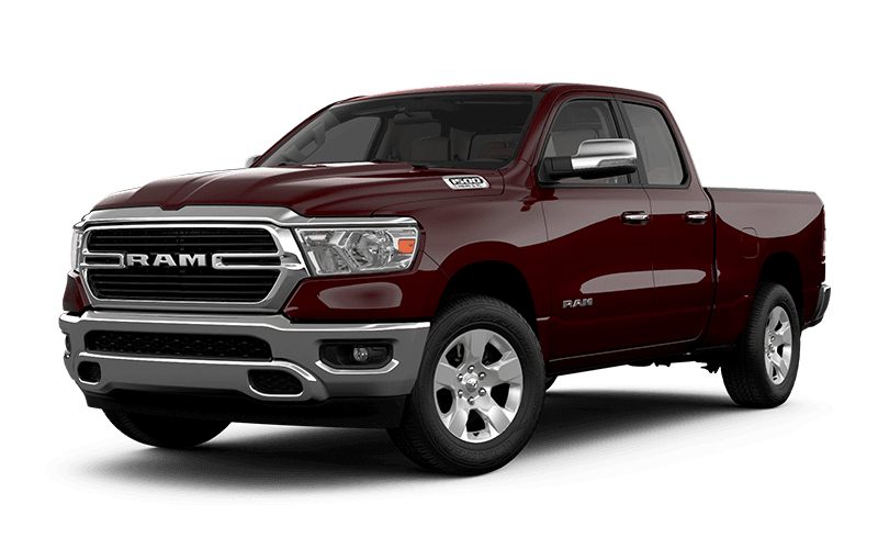 2020 Ram 1500 Big Horn - Red Pearl
