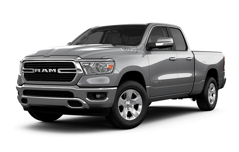 2020 Ram 1500 Big Horn - Billet Metallic