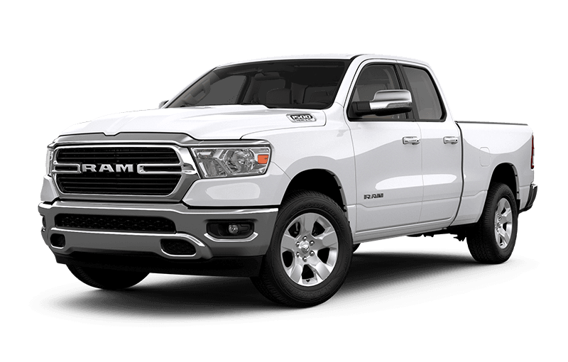 2020 Ram 1500 Big Horn - Bright White