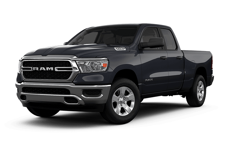 2020 Ram 1500 Tradesman - Maximum Steel Metallic