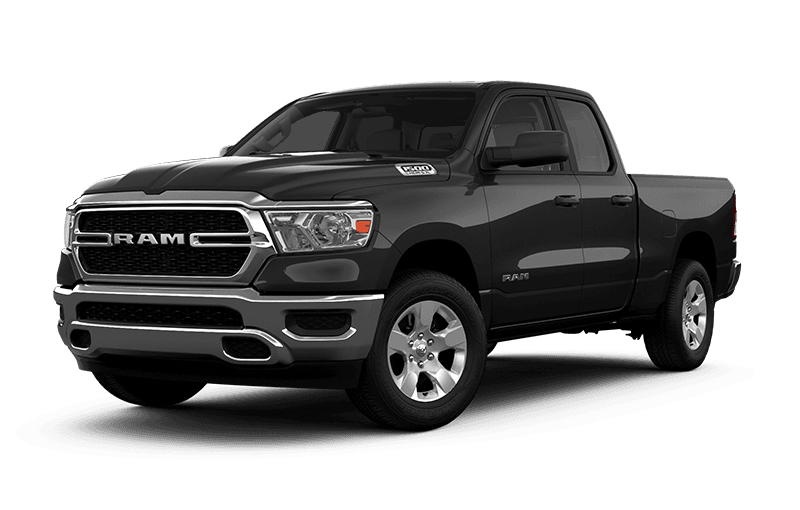 2020 Ram 1500 Tradesman - Granite Crystal Metallic