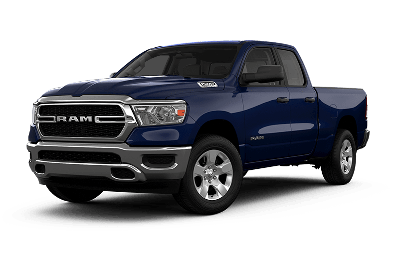 2020 Ram 1500 Tradesman -  Patriot Blue Pearl