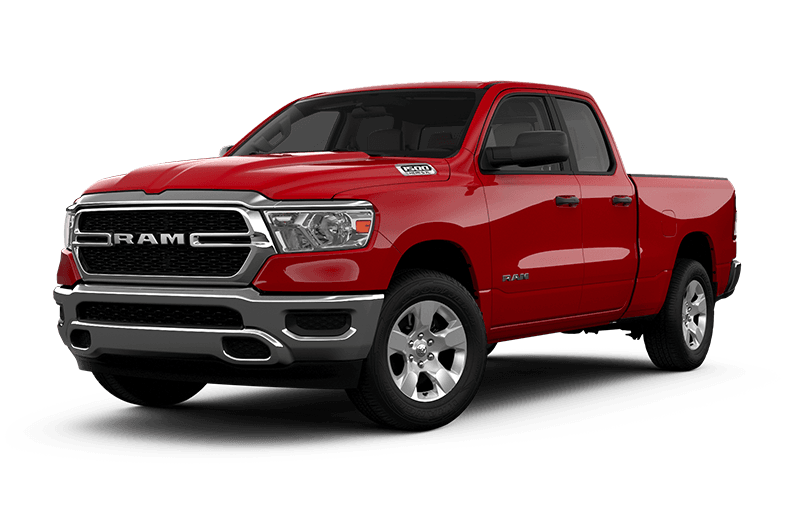 2020 Ram 1500 Tradesman - Flame Red