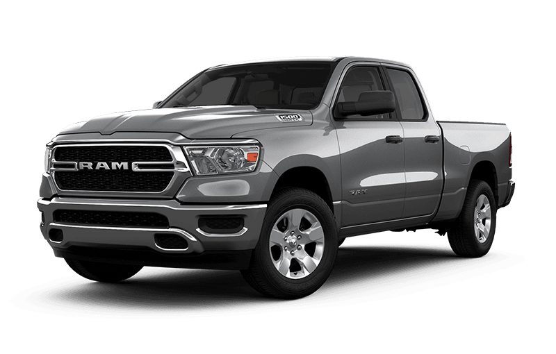 2020 Ram 1500 Tradesman - Billet Metallic