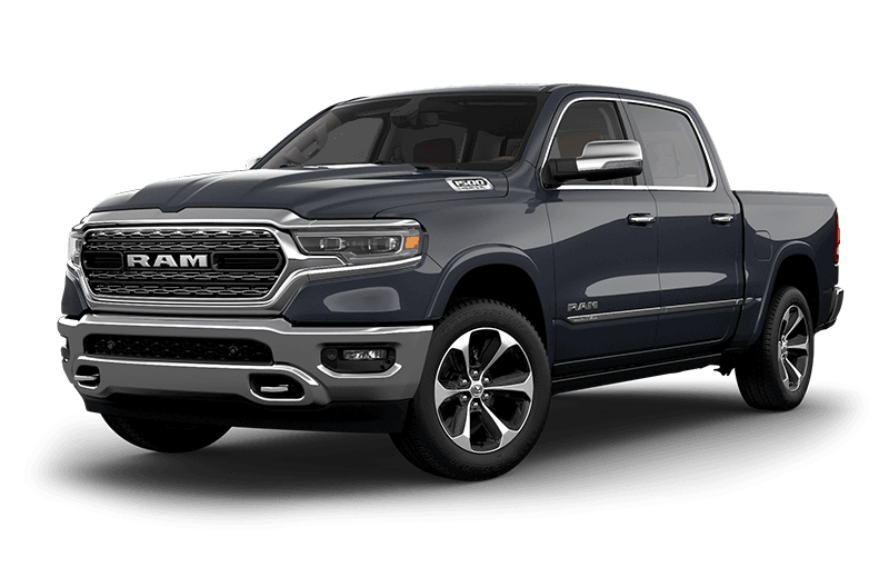 2020 Ram 1500 Limited - Maximum Steel Metallic