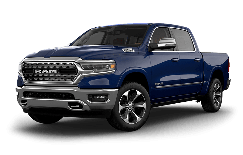 2020 Ram 1500 Limited -  Patriot Blue Pearl
