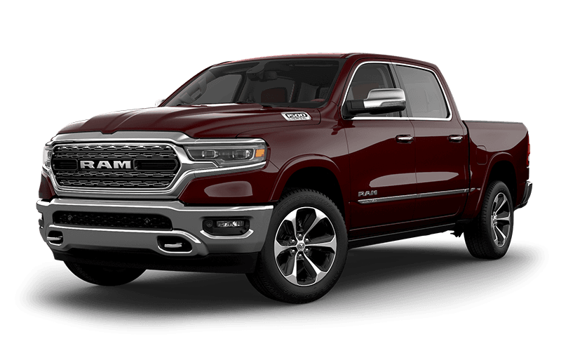 2020 Ram 1500 Limited - Red Pearl