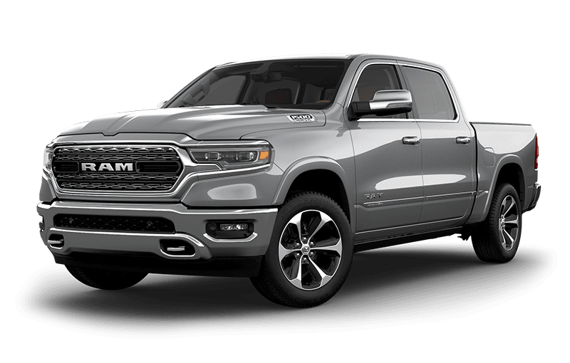 2020 Ram 1500 Limited - Billet Metallic