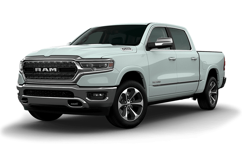 2020 Ram 1500 Limited - Bright White