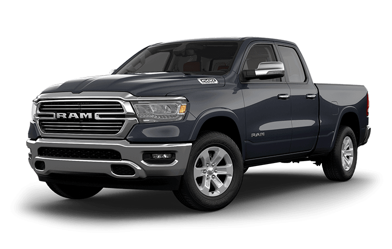 2020 Ram 1500 Laramie - Maximum Steel Metallic