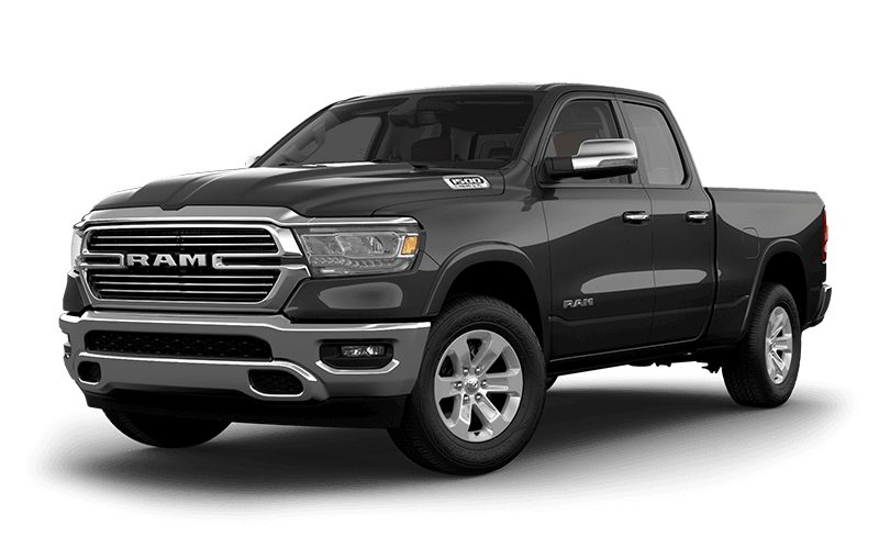 2020 Ram 1500 Laramie - Granite Crystal Metallic