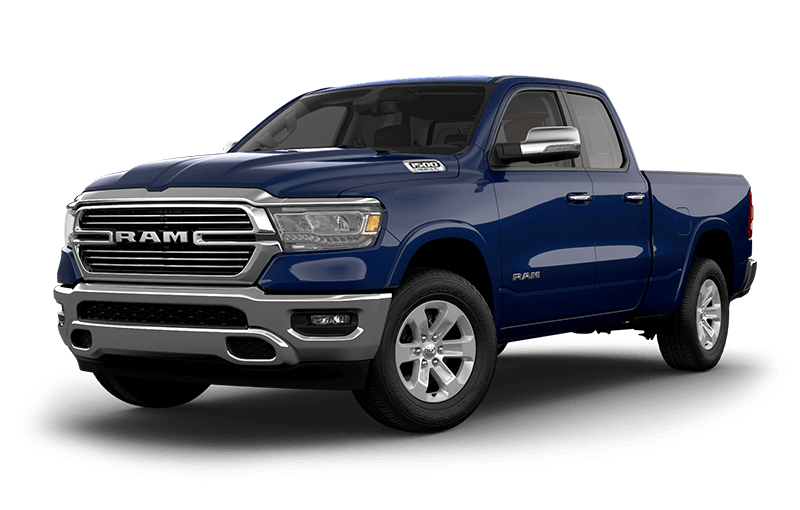 2020 Ram 1500 Laramie -  Patriot Blue Pearl