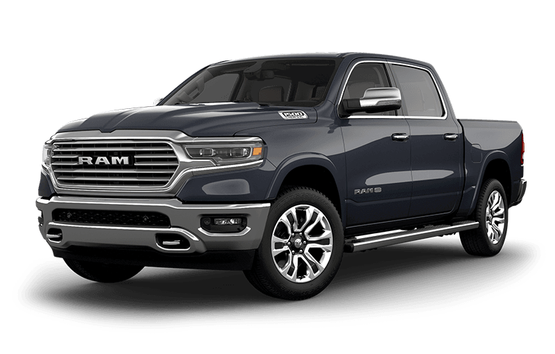 2020 Ram 1500 Longhorn - Maximum Steel Metallic