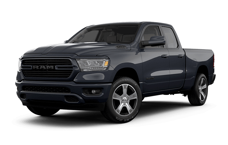 2020 Ram 1500 Sport - Maximum Steel Metallic