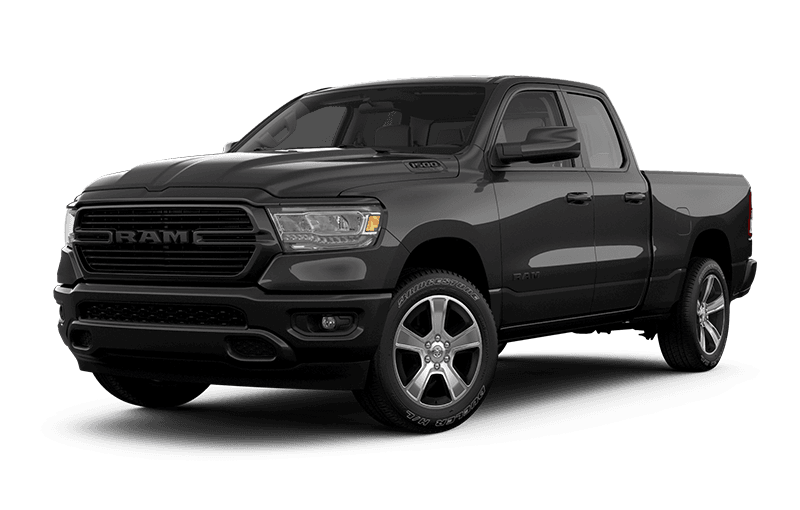 2020 Ram 1500 Sport - Granite Crystal Metallic