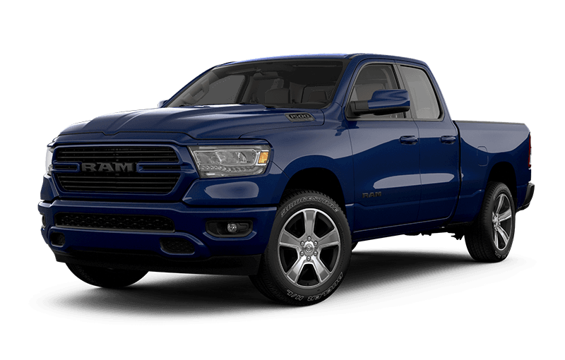 2020 Ram 1500 Sport -  Patriot Blue Pearl