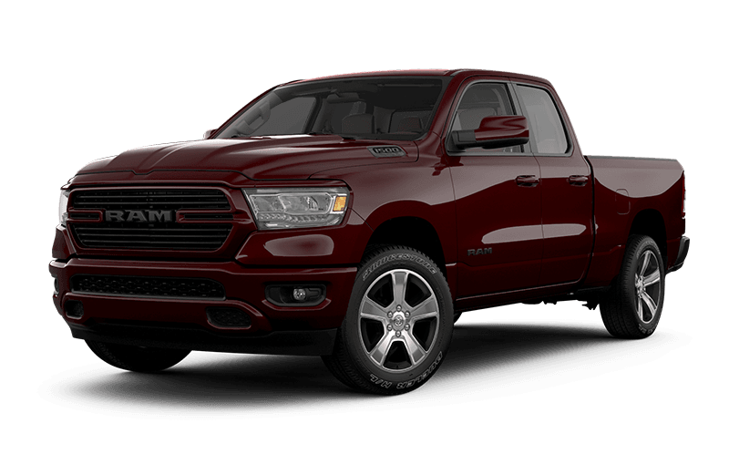 2020 Ram 1500 Sport - Red Pearl