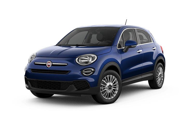 2020 FIAT 500X Pop - Blu Venezia (Blue Metallic)
