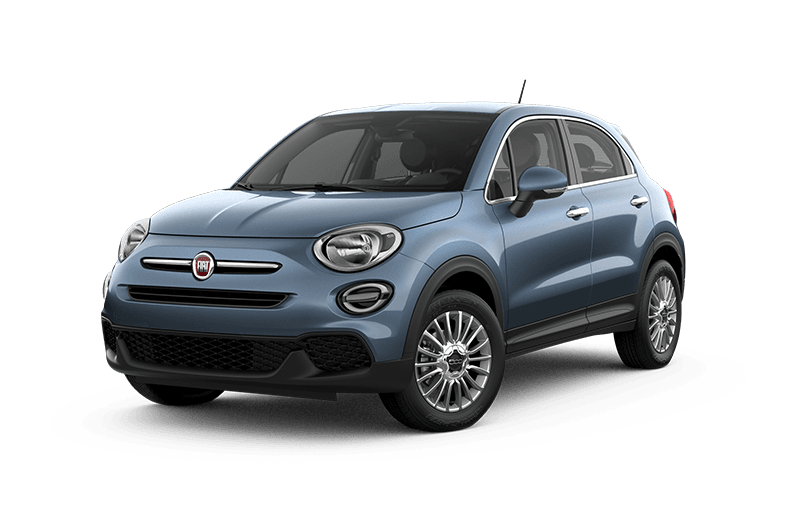 2020 FIAT 500X Pop - Cielo Blu (Blue Sky Metallic)