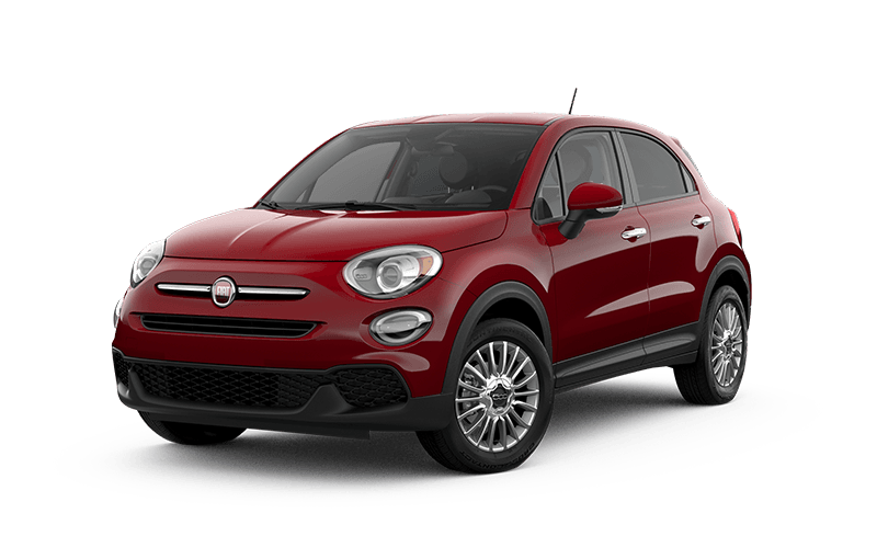 2020 FIAT 500X Pop - Passione Red