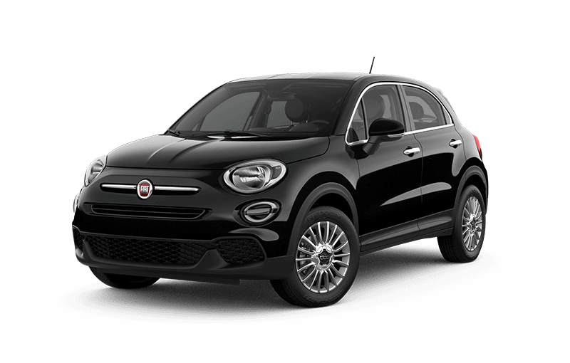 2020 FIAT 500X Pop - Nero cinema