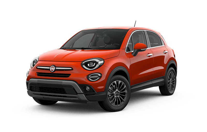 2020 FIAT 500X Trekking Plus - Arancio (Orange)