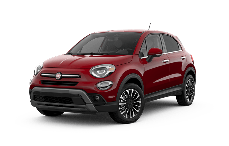 2020 FIAT 500X Trekking Plus - Passione Red