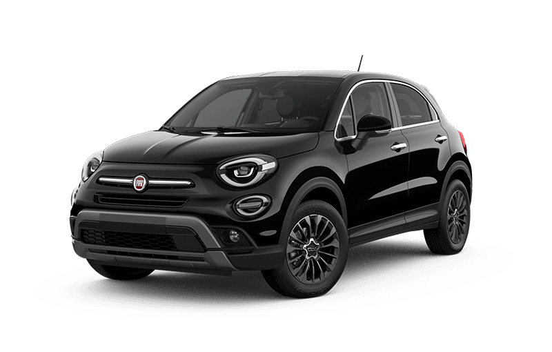 2020 FIAT 500X Trekking Plus - Nero cinema