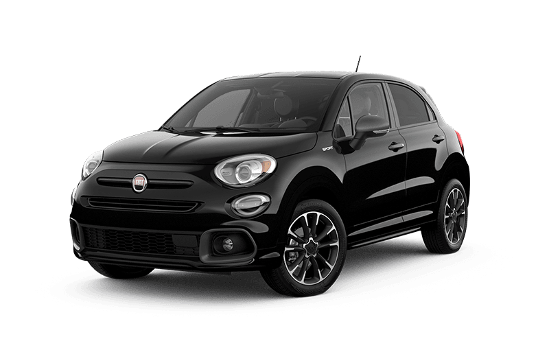 2020 FIAT 500X Sport - Nero cinema