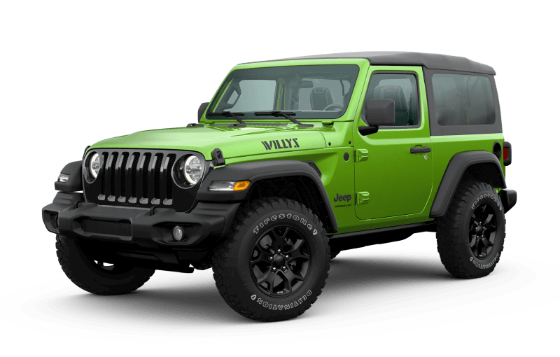 2020 Jeep® Wrangler Willys Edition - Mojito