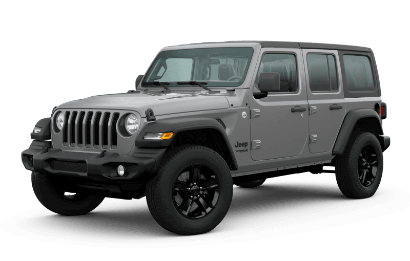 2020 Jeep® Wrangler Unlimited Sport Altitude - Sting‑Grey