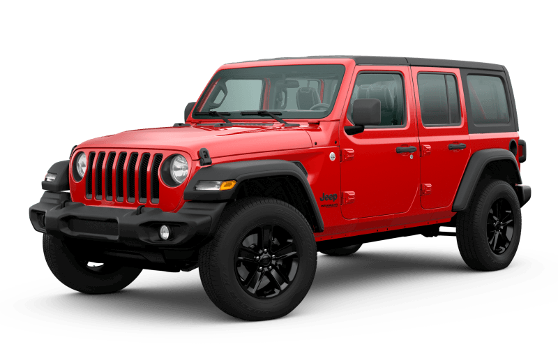 2020 Jeep® Wrangler Unlimited Sport Altitude - Firecracker Red
